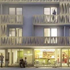 1 Zi. Studenten Apartment zur Miete (nur für Studenten, Azubis, Doktoranden)