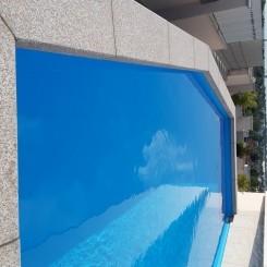 wohnung mit schwimmbad dachterasse grosse loggia