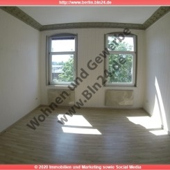 2 Wohnungen mit 3 Zimmer im Denkmal zum Eigennutz oder Kapitalanlage vor der Sanierung