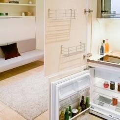 Möbliertes Appartement mit vielfältigen Serviceleistungen.