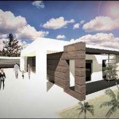 Einfamilienhaus V4 mit Pool in Azeitão/Oleiros (Neubau)