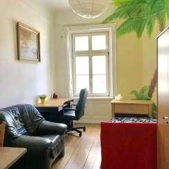 Top Lage, möblierte Wohnung mit Alsterblick, idyllisch, grün, hell, traumhafte Citylage - Top location, furnished apartment with Alster view, idyllic, green, bright, fantastic city location