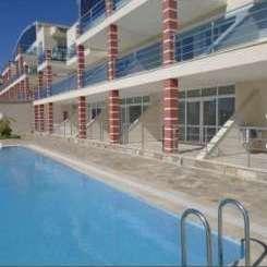 3 Zimmer Wohnung über 2 Etagen mit wundervollen Meerblick in Akbük Didim Türkei