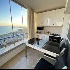 Tolle 3 Zimmer Wohnung mit Traumhaftem Meerblick  in Akbük Didim Türkei