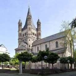 3 Zi-Wohnung mit Balkon und EBK in Köln/Altstadt-Nord