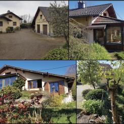 Villa am Fusse der Vogesen/ Ballon d'Alsace.